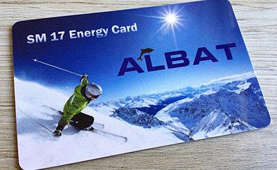 SM17 Energy Card