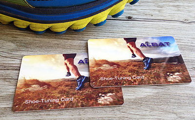 Shoe Tuning Cards