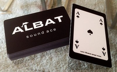 Sound Ace Card