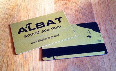 Sound Ace Gold